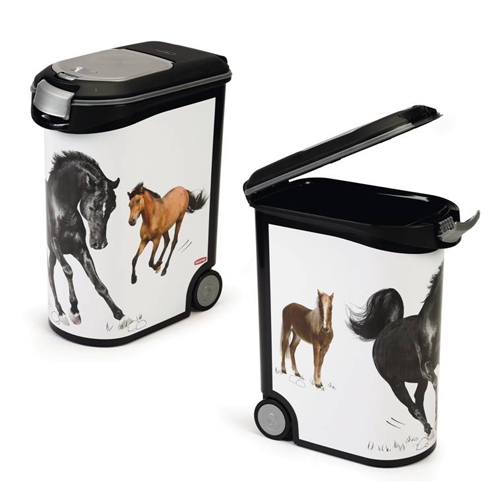Curver Petlife Food Container Horse