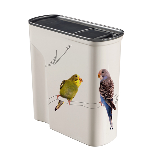 Curver Petlife Voedselcontainer Vogel