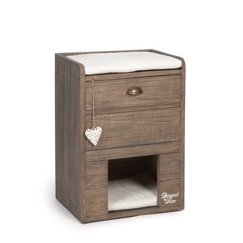 Designed by Lotte - Katzenmöbel aus Holz