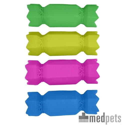 Product afbeelding van Dog Life Totally Crackers Latex Squeakers