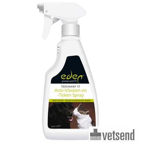 Product image Eden Anti Flea and Tick Spray