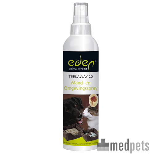 Product afbeelding van Eden Mand- en Omgevingsspray