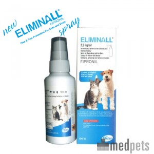 Product afbeelding van Eliminall Spray