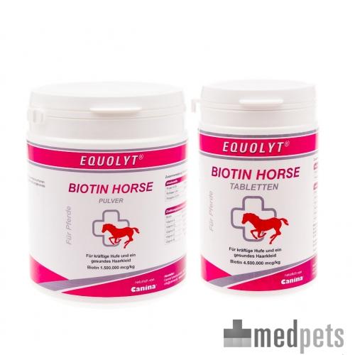Canina Equolyt Biotin Horse