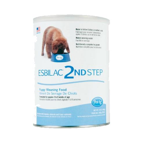 Esbilac 2nd Step