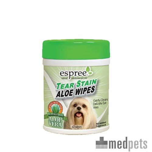 Product afbeelding van Espree Tear Stain Wipes