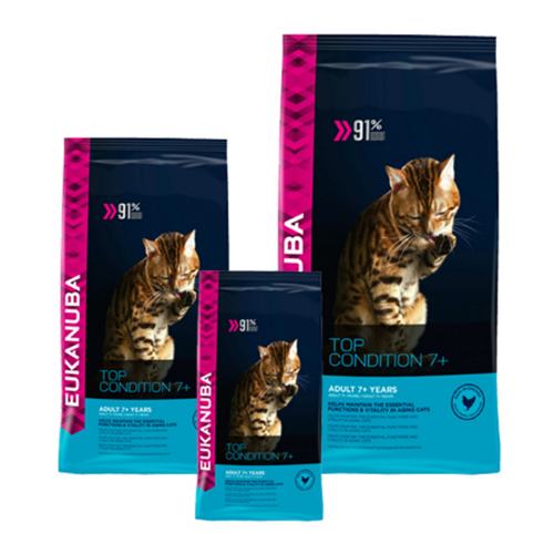 Eukanuba Cat Top Condition 7+