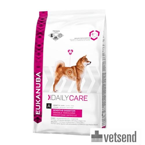 Eukanuba Sensitive Digestion - Daily Care - Dog
