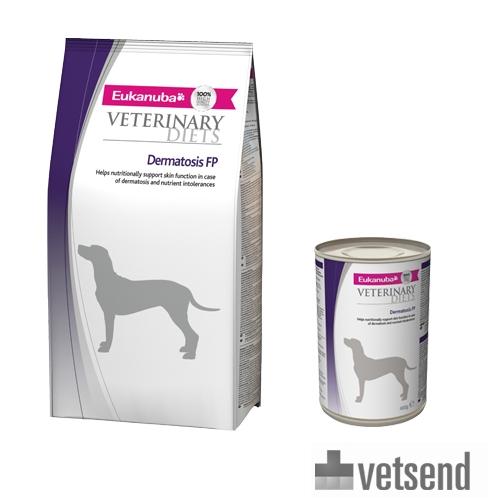 Eukanuba Dermatosis FP - Veterinary Diets - Dog