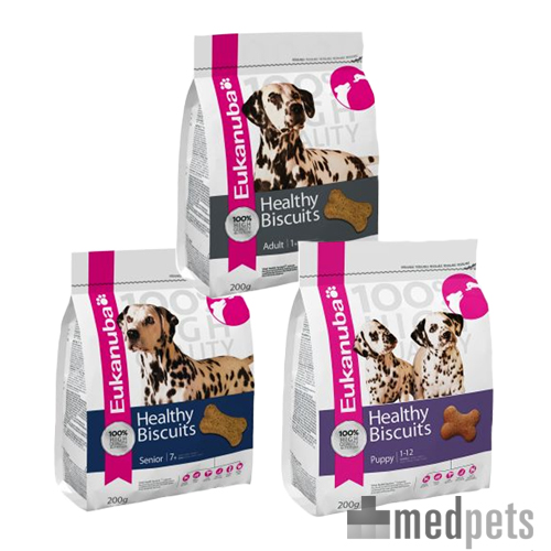 Eukanuba Healthy Biscuits