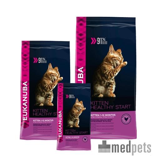 Product afbeelding van Eukanuba Kitten Healthy Start