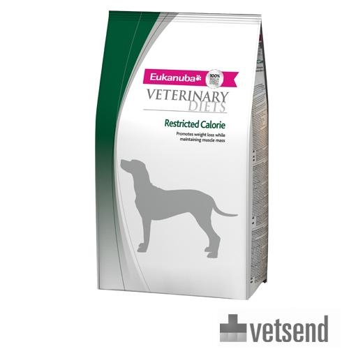 Eukanuba Restricted Calorie - Veterinary Diets - Dog