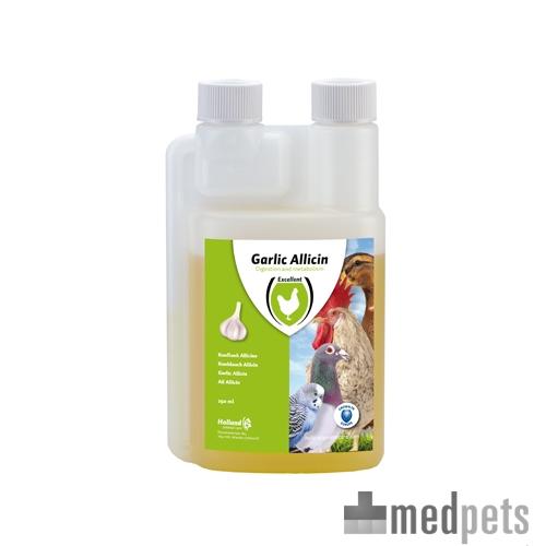 Product afbeelding van Excellent Garlic Allicin voor Vogels en Pluimvee
