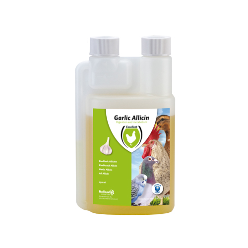 Excellent Garlic Allicin voor Vogels en Pluimvee