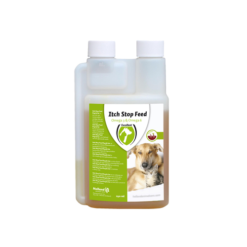 Excellent Itch Stop Feed Dog & Cat