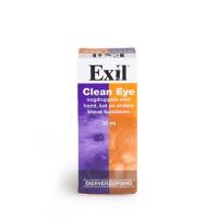 Exil Clean Eye Goutte Ophtalmiques pour Animaux