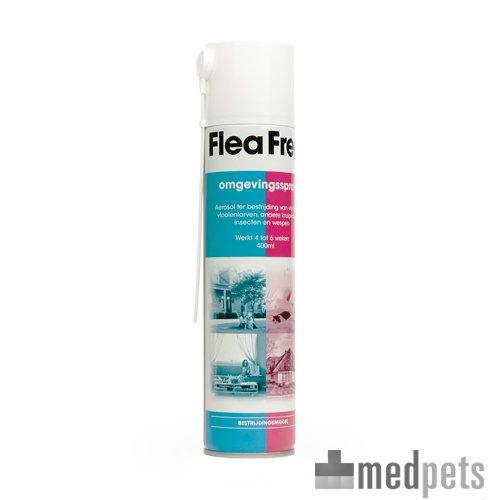 Product afbeelding van Flea Free Omgevingsspray