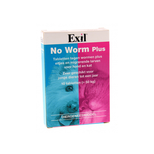 No Worm Plus