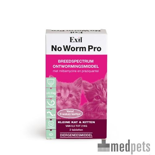 Product afbeelding van No Worm Pro Kitten