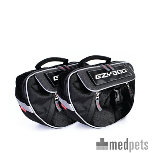 EzyDog Saddle Bags
