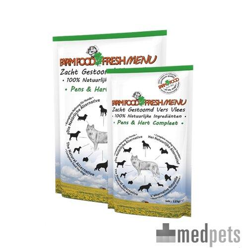 Product afbeelding van Farm Food Fresh Menu - Pens & Hart Compleet