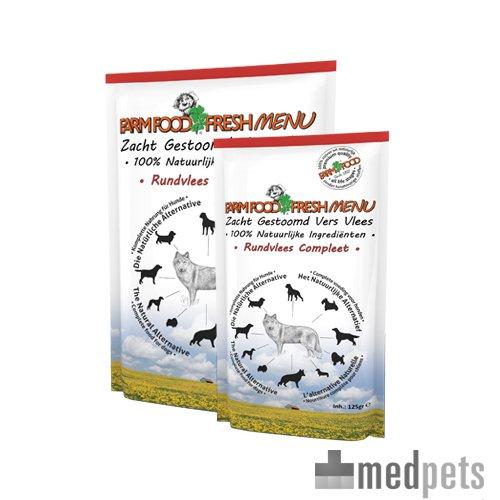 Product afbeelding van Farm Food Fresh Menu - Rundvlees Compleet
