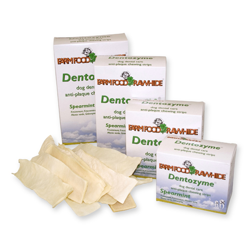 Farm Food Rawhide Dentozyme