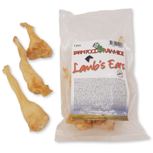 Farm Food Rawhide Lammohren