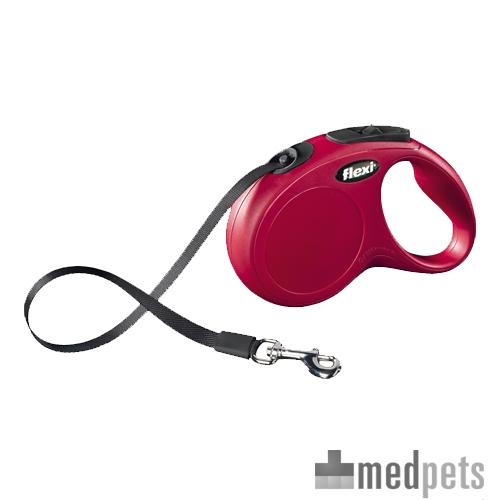 Image du produit Flexi New Classic -Tape Leash - Laisse Enrouleur pour Chien