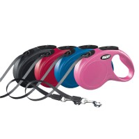 Flexi New Classic - Retractable Tape Leash