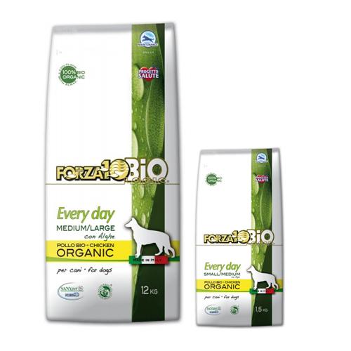 Forza10 Bio Every Day Hond - Kip & Algen
