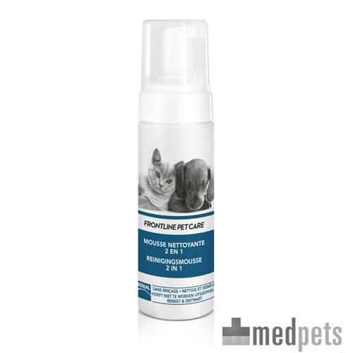 Product afbeelding van Frontline Pet Care Reinigingsmousse 2 in 1