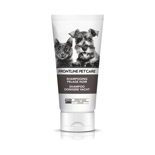 Frontline Pet Care Shampoo Donkere Vacht