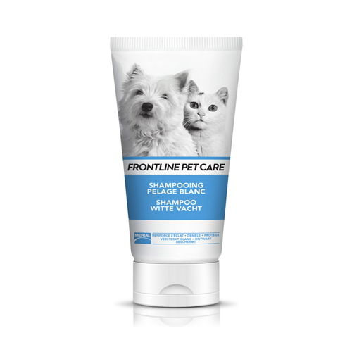 Frontline Pet Care Shampoo White Coat