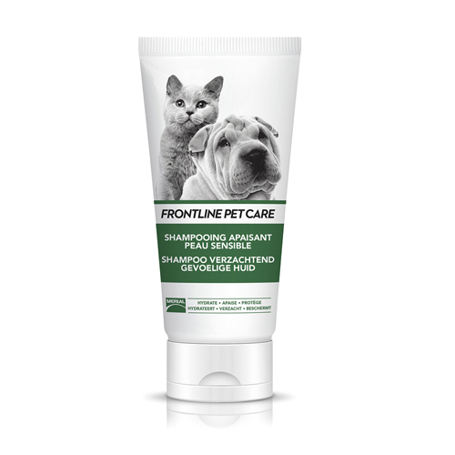 Frontline Pet Care Soothing Shampoo for Sensitive Skin