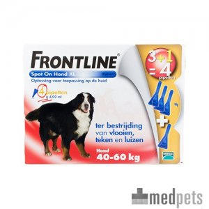 Product afbeelding van Frontline Spot On Hond