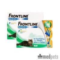 Frontline Spot On für Katzen