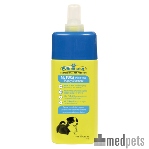 FURminator My FURst Waterless Puppy Shampoo