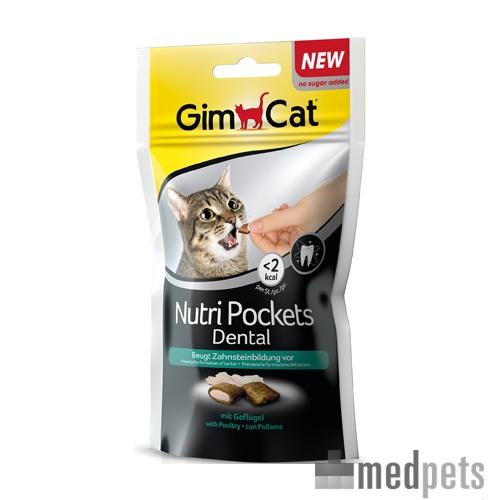 Product afbeelding van GimCat Nutri Pockets Dental