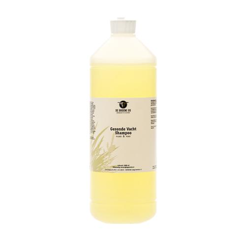 Groene Os Gezonde Vacht Shampoo (Gesundes Fell) - Pferd/Pony