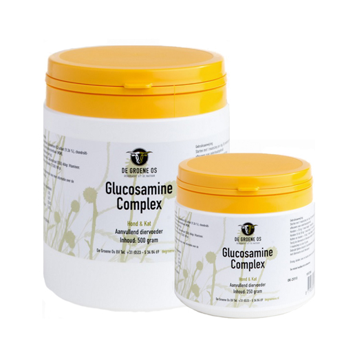 Groene Os Glucosamine Complex - Hond/Kat