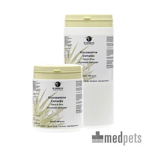 Product afbeelding van Groene Os Glucosamine Complex - Paard/Pony