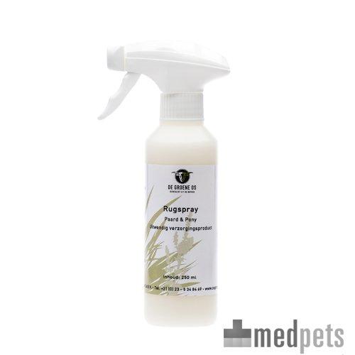 Product afbeelding van Groene Os Rugspray - Paard/Pony