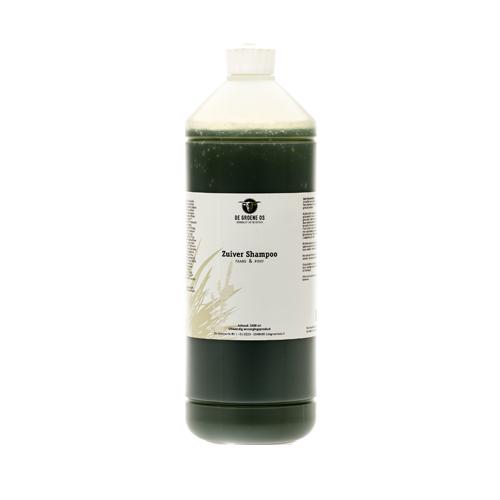 Groene Os Zuiver Shampoo - Paard/Pony