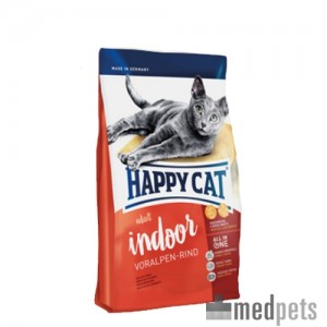 Product afbeelding van Happy Cat - Adult Indoor Voralpen-Rind (Rund)