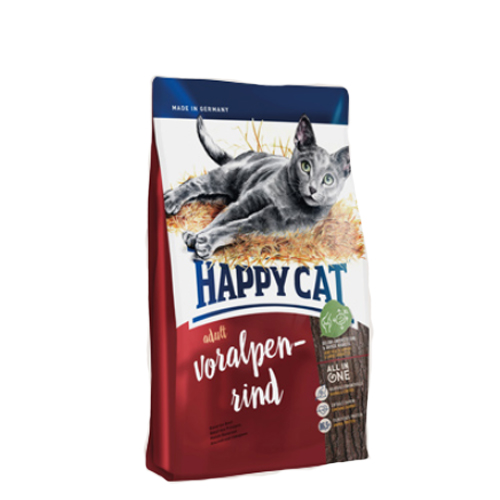 Happy Cat - Adult Voralpen Rind (Rund)
