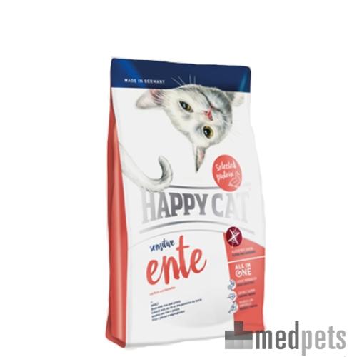 Product afbeelding van Happy Cat - Sensitive Grainfree Ente (Eend)