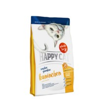 Happy Cat - Sensitive Grainfree Lapin pour Chat
