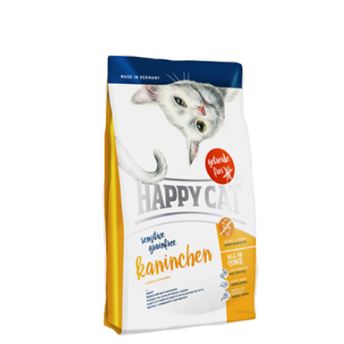 Happy Cat - Sensitive Grainfree Kaninchen
