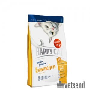 happy cat sensitive grainfree rabbit cat food